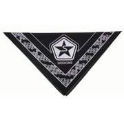 Sessions Epic Bandana Black Magic Mens
