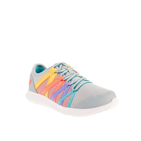 Athletic Works Girls' Lightweight Running Sneaker