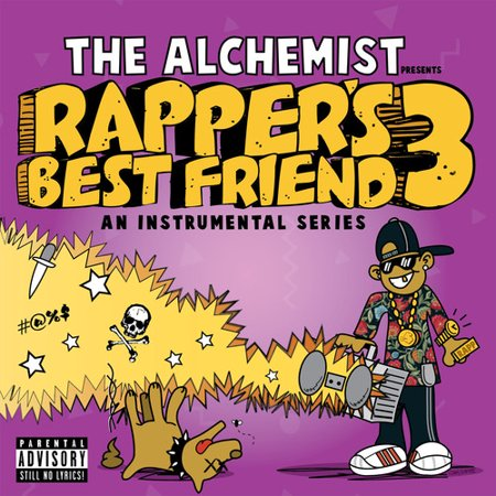 Rapper's Best Friend 3 (Vinyl)