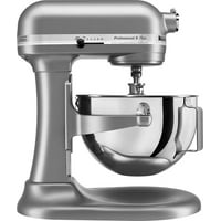 KitchenAid Professional 5 Plus Series 5-Quart Bowl-Lift Stand Mixer (KV25G0XSL) (Silver)