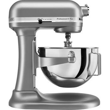 KitchenAid Pro 5 Plus Series 5Qt Bowl-Lift Stand Mixer (Silver)