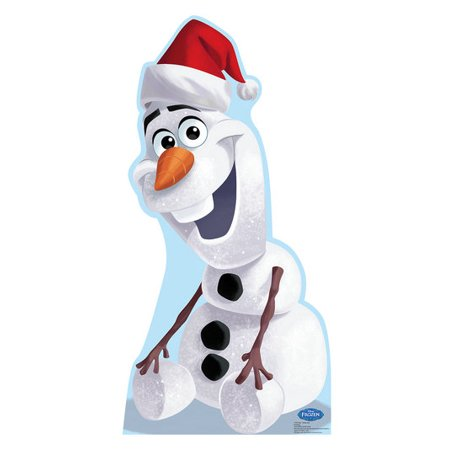 Advanced Graphics 1776 Olaf Santa Hat (Disney's Frozen) - 40