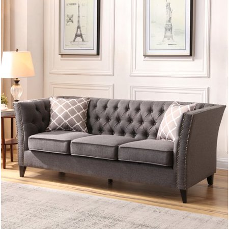 Canora Grey Mcgee Chesterfield Sofa