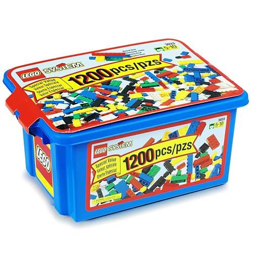 Lego Basic: Tub