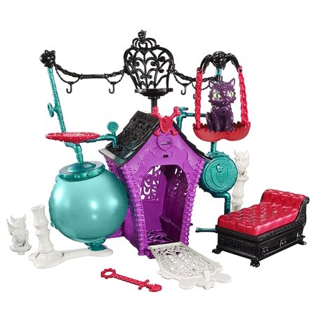 Secret Creepers Crypt, Fang out in the Secret Creepers Crypt play set! By Monster High Ship from US](Monster High Clearance)