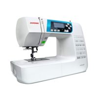 Janome 3160 QDC Quilters Decor Computerized Sewing Machine