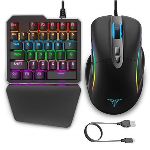 [GJFJ_338]  ifyoo kmax1 pro wired gaming keyboard and mouse set adapter converter for xbox  one / ps4 / switch / ps3 / pc(windows/linux) - [included usb sync cable for  controller] - Walmart.com - Walmart.com | Chatpad Xbox 360 Wiring Diagram |  | Walmart