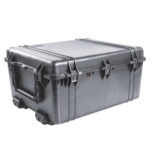 Pelican 1690 Transport Case with Foam, Black