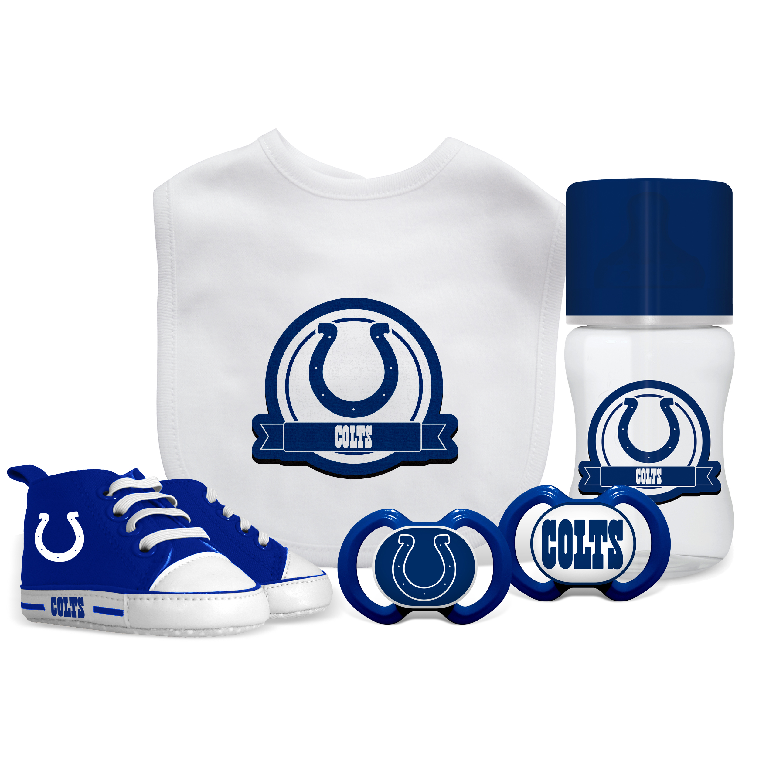 NFL Indianapolis Colts 5-Piece Baby Gift Set