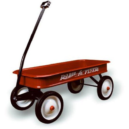 Radio Flyer Classic Red Wagon ()