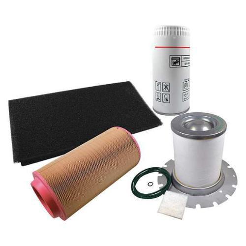 CHICAGO PNEUMATIC 2901901000 Air Compressor Maintenance Kit,CPD 75 G0120681