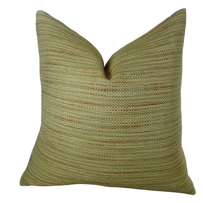"Plutus Honeysuckle Handmade Throw Pillow, (16"" x 16"") - image 1 of 1"