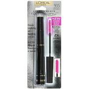 L'Oreal Paris Telescopic Mascara, Carbon Black