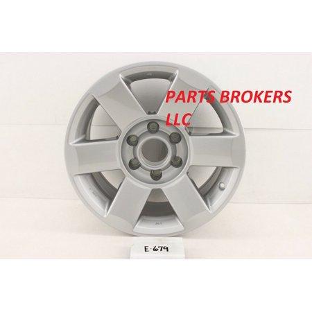 New OEM alloy wheel, Nissan Titan Armada 18