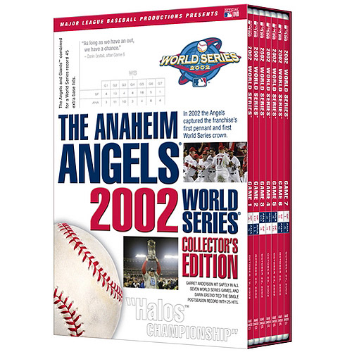 The Anaheim Angels 2002 World Series Collectors Edition (Full Frame)