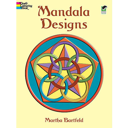 Dover Publications, Mandala Designs
