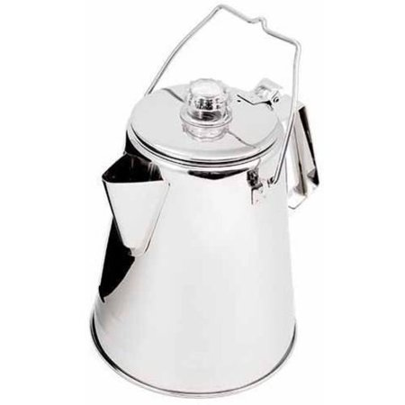 Enamelware Glacier Stainless, 14 Cup, PERC