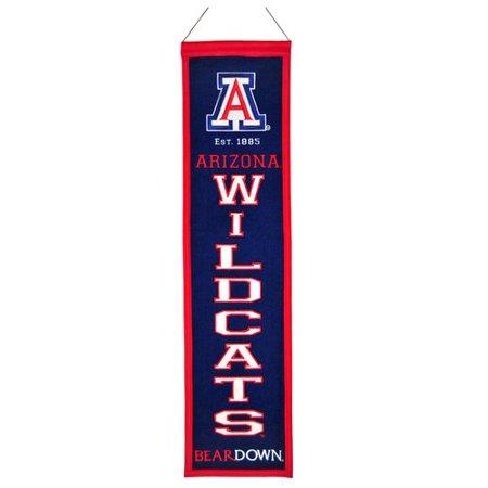 Winning Streak NCAA Heritage Banner, University of Arizona Wildcats Arizona Diamondbacks Banner Flag