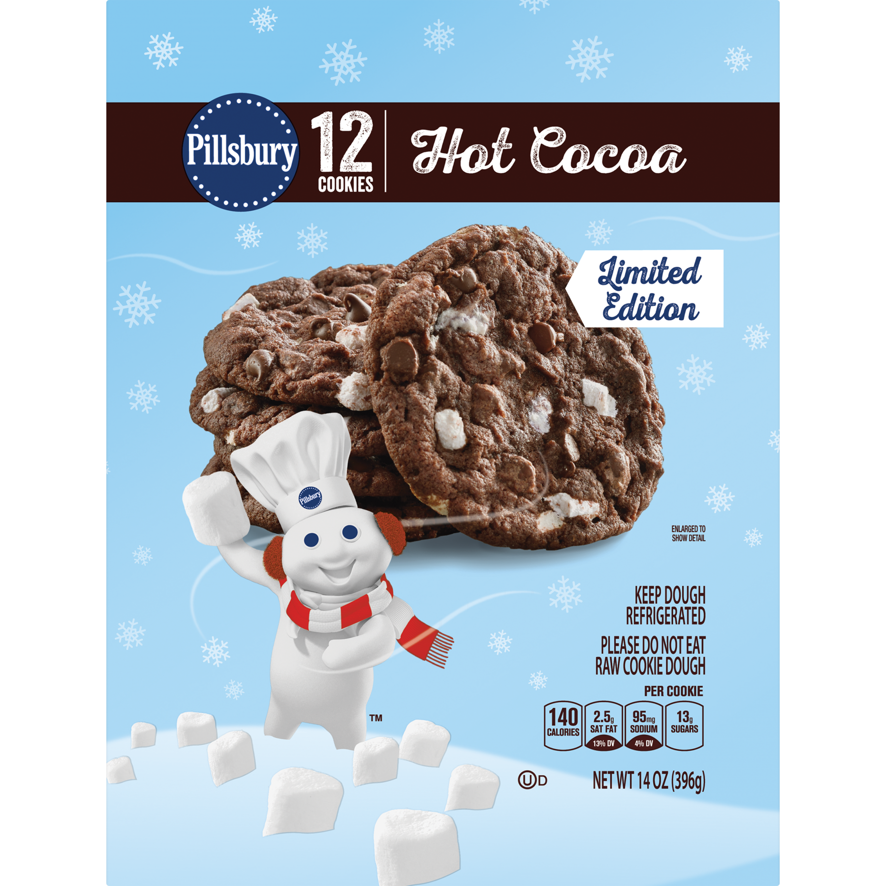 Pillsbury Limited Edition Hot Cocoa RTB