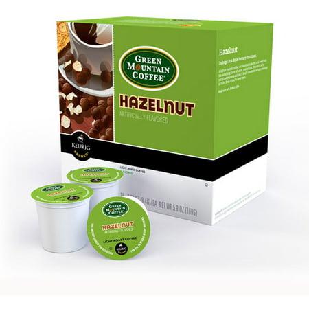 green mountain coffee hazelnut light roast k cups coffee 18 count. Black Bedroom Furniture Sets. Home Design Ideas