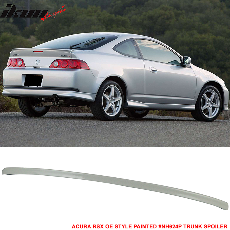 Fits 02-06 Acura RSX DC5 Rear Trunk Duck Lip Spoiler Wing - ABS