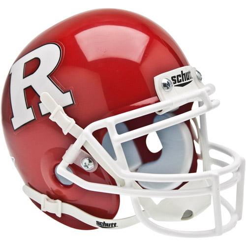 Shutt Sports NCAA Mini Helmet, Rutgers Scarlet Knights