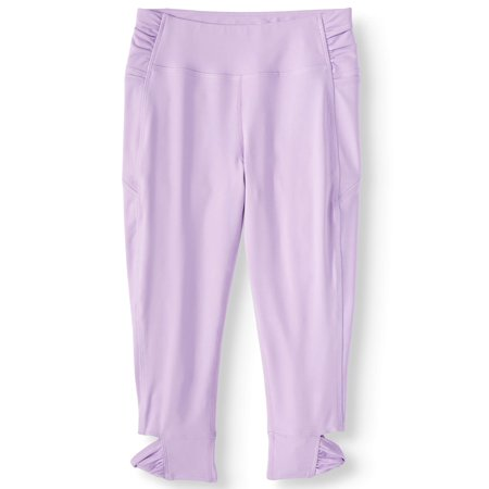 Avia Active Capri Pocket Legging (Little Girls & Big Girls) (6 Pocket Capris)