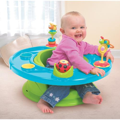 Summer Infant - 3-Stage Super Booster Seat