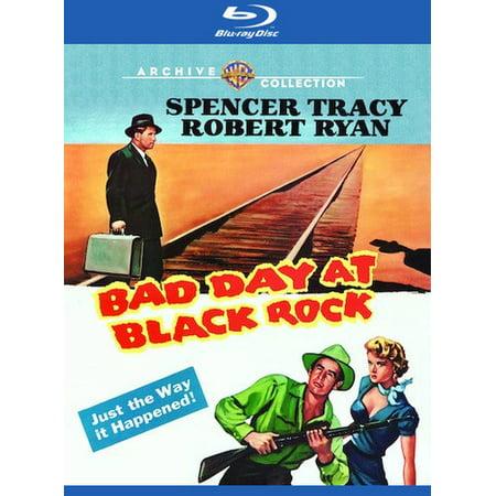 Bad Day at Black Rock (Blu-ray) (Bad Hair Day Movie)