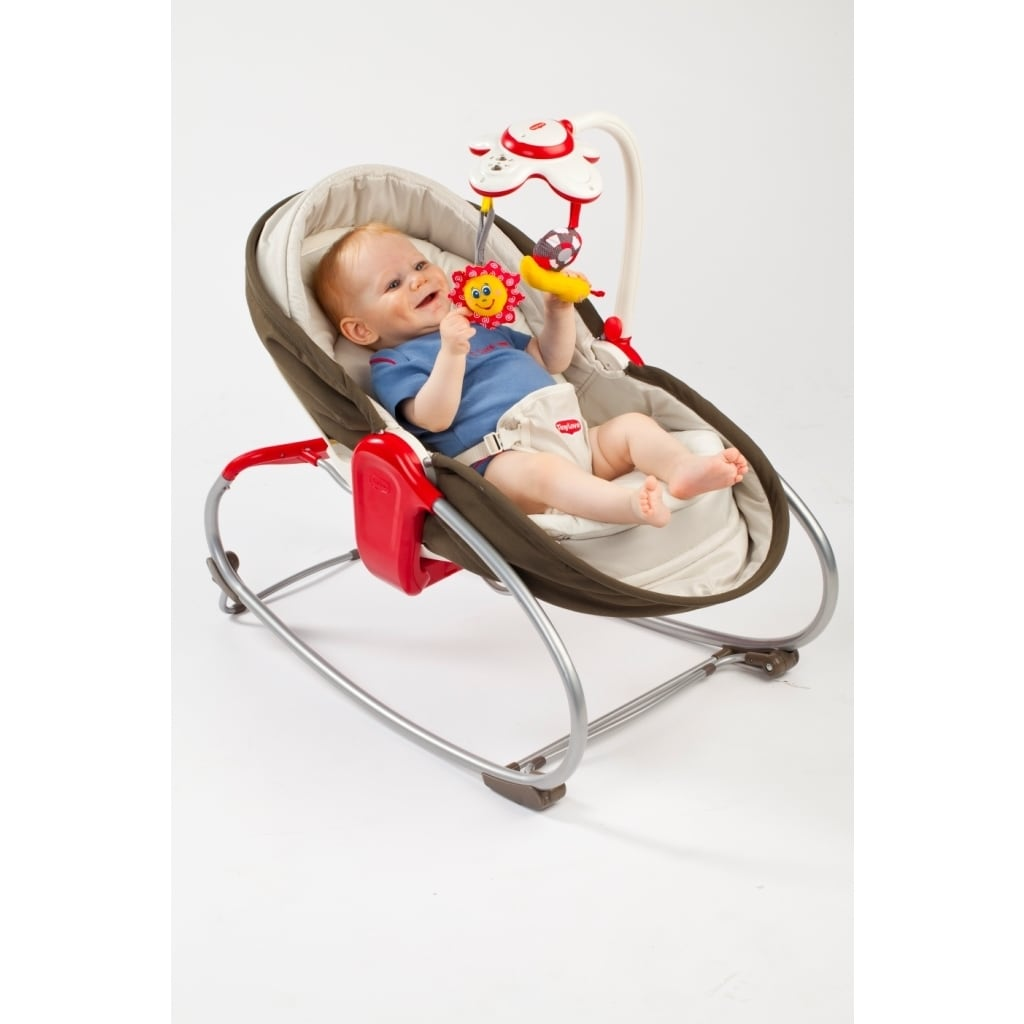 Tiny Love 3-in-1 Baby Rocker, Napper, and Seat - Turquoise