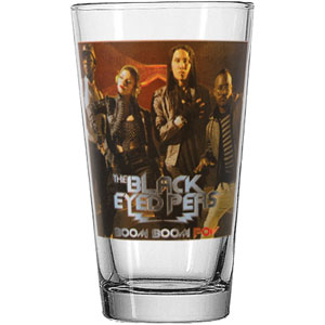 Black Eyed Peas Pint Glass by