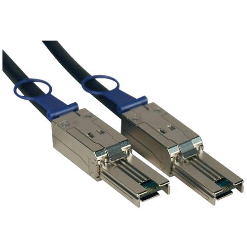 Tripp Lite 3m External SAS Cable 4-Lane Mini-SAS SFF-8088 to Mini-SAS SFF-8088 10ft - 3M (10-ft.)
