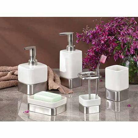 Interdesign Gia Toothbrush Holder Stand