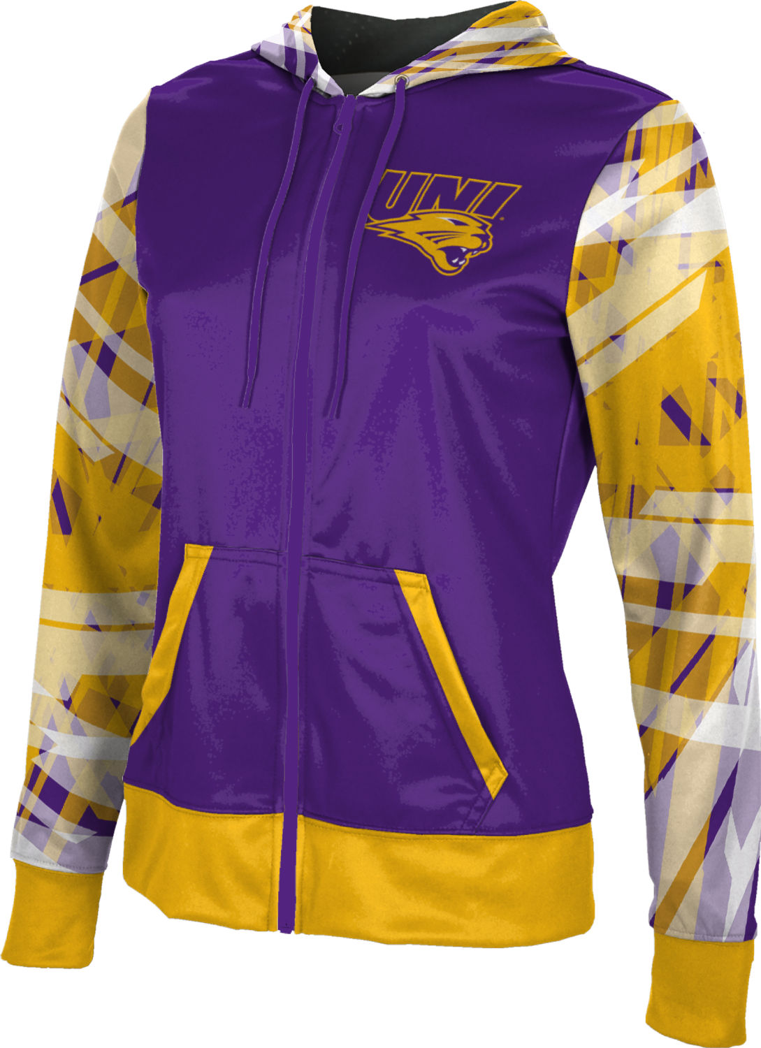 ProSphere University of Northern Iowa Girls Performance T-Shirt Game Time