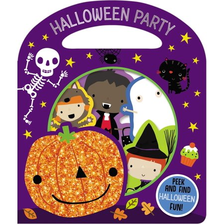 Halloween Hen Party Ideas (Halloween Party (Board Book))