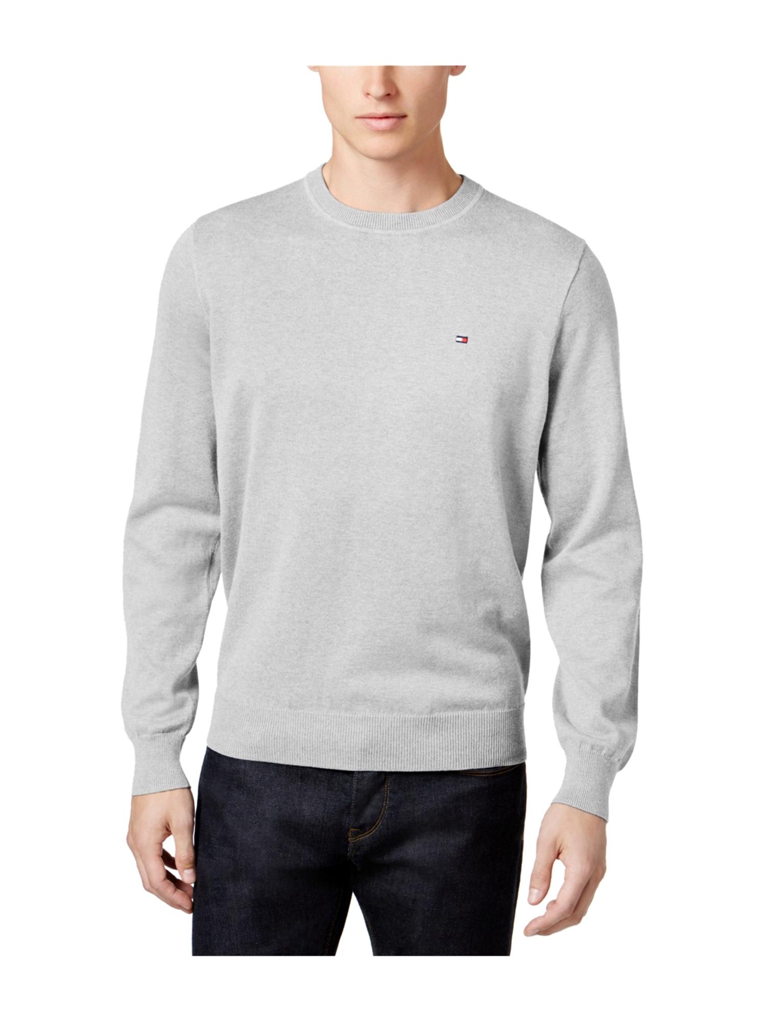 Tommy Hilfiger Mens Crew Neck Sweatshirt