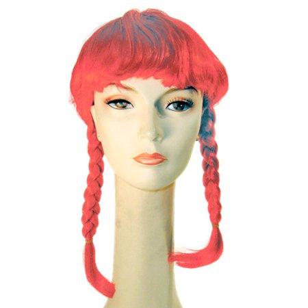 Braided Bargain Wig Orange - image 1 de 1