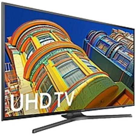 Samsung 6-Series UN50KU6300 50-inch Class 4K Smart UHD LED TV – (Refurbished)