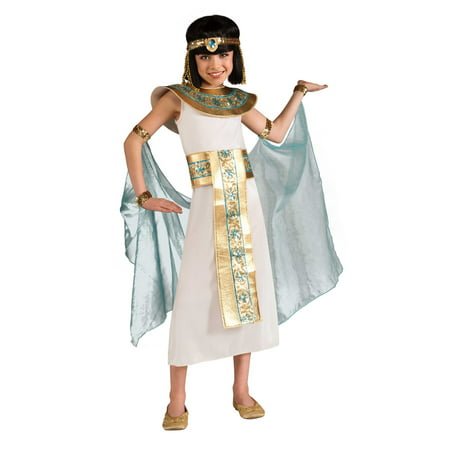 Girl's Cleopatra Costume - Cleopatra Costume For Child