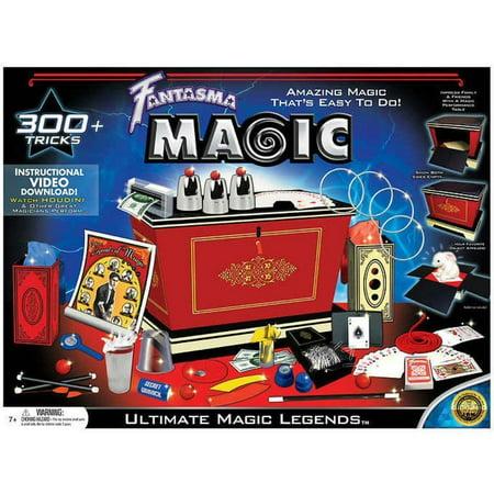Fantasma Magic Ultimate Magic Legends Set 300+ Tricks for $<!---->