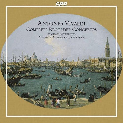 Complete Recorder Concertos