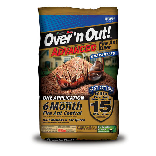 Over 'n Out Advanced Fire Ant Killer, 23 lbs