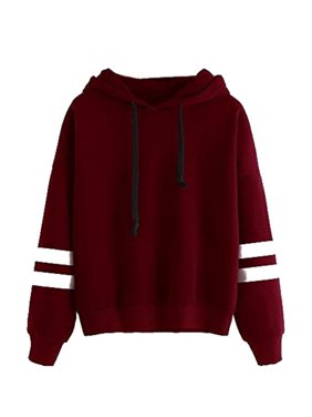 Product Image OUMY Women Long Sleeve Pullover Hoodie Tops Sweatshirt Jumper 91870ec0b