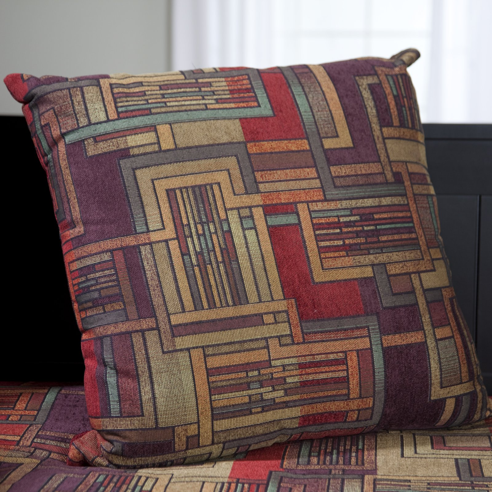 Stickley Pillow with Removable Sham