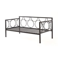 Hodedah Imports Dotted Metal Daybed