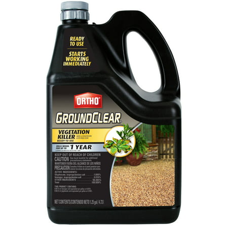 Ortho GroundClear Vegetation Killer Ready-To-Use