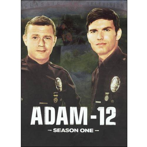 Adam-12: The Complete First Season
