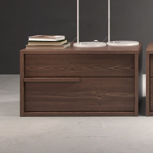 Modloft Jane 2 Drawer Nightstand