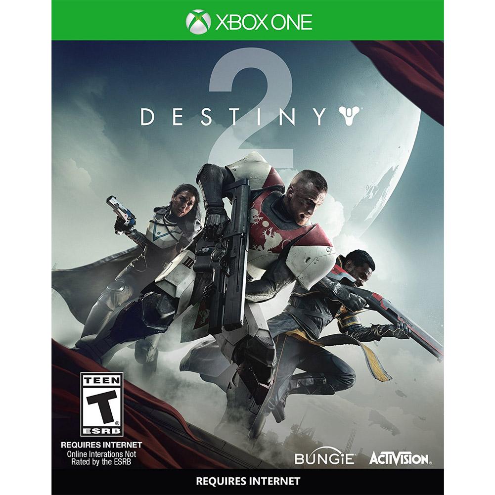 Destiny 2, Activision, Xbox One, 047875880986
