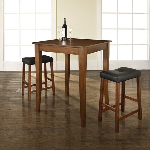 Crosley Furniture KD320004 3-Piece Pub Dining Set